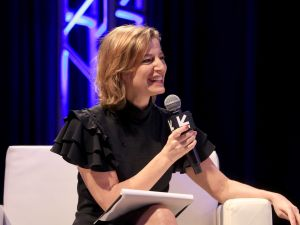 Glamour editor-in-chief Cindi Leive at SXSW in March.