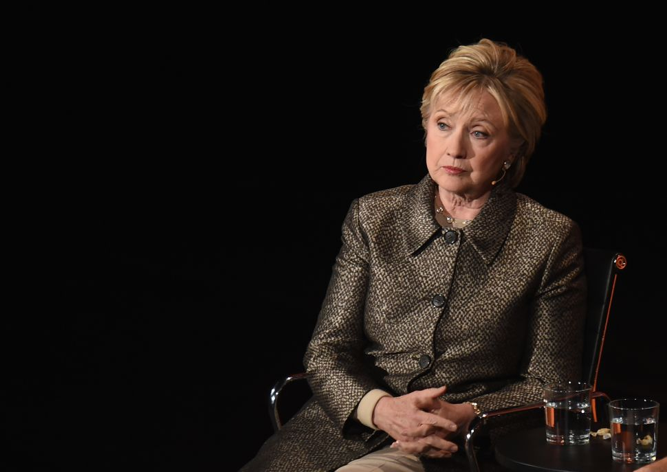 Clinton Still Believes She Didn't Lose the Election, It Was Taken From Her