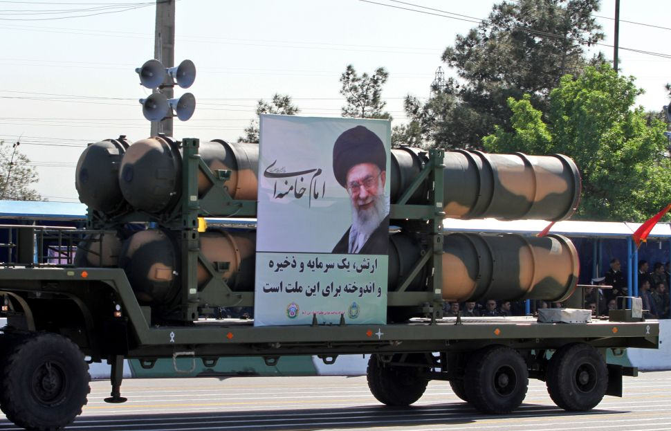 With World Distracted by North Korea, Iran Amasses New Weaponry