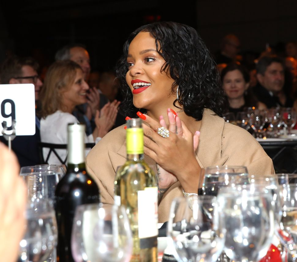 Rihanna's Next Project? Starting a Wine and Liquor Business
