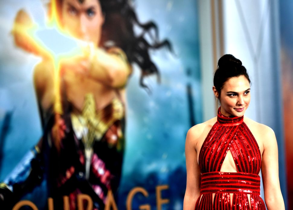 Gal Gadot May Have Found Her 'Wonder Woman' Follow Up