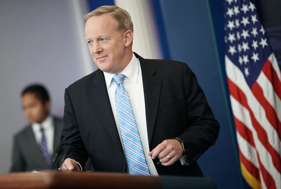 What Should We Expect From Sean Spicer on 'Jimmy Kimmel Live'?