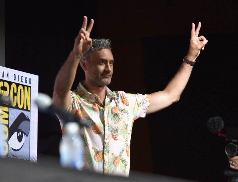 'Thor: Ragnarok' Director Taika Waititi in Talks to Adapt This Beloved Anime Series