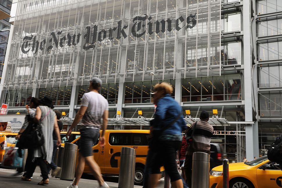 Flipping the Script: NY Times' 'The Daily' Podcast Comes to Radio