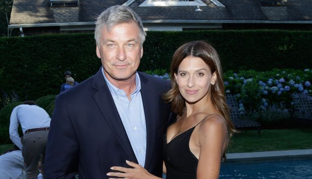 Alec Baldwin and Hilaria Baldwin aren't leaving Devonshire House anytime soon.