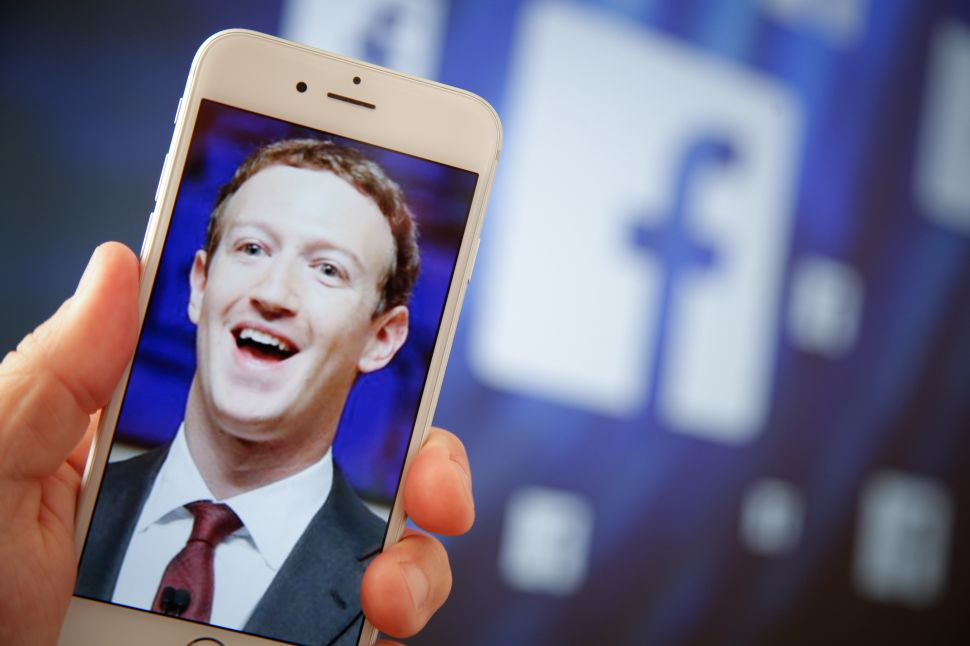 Everything Mark Zuckerberg Wants to Say About Facebook but Can't