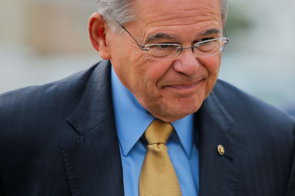Poll: Bob Menendez Holds 4-Point Lead Over Bob Hugin