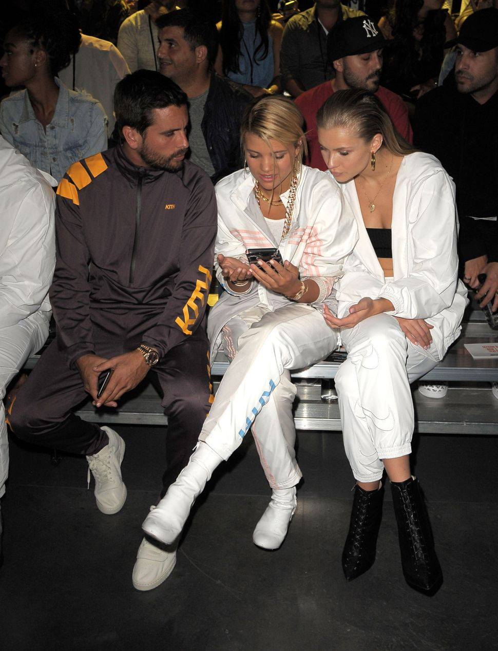 Here's Where Sofia Richie and Scott Disick Were Seen Canoodling