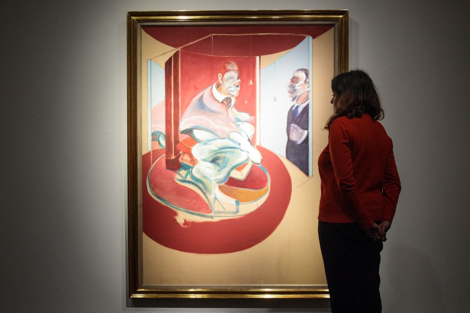 Francis Bacon Painting to Be Displayed for the First Time in 45 Years
