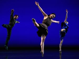 Kara Chan front and center in Twyla Tharp's The Raggedy Dances.