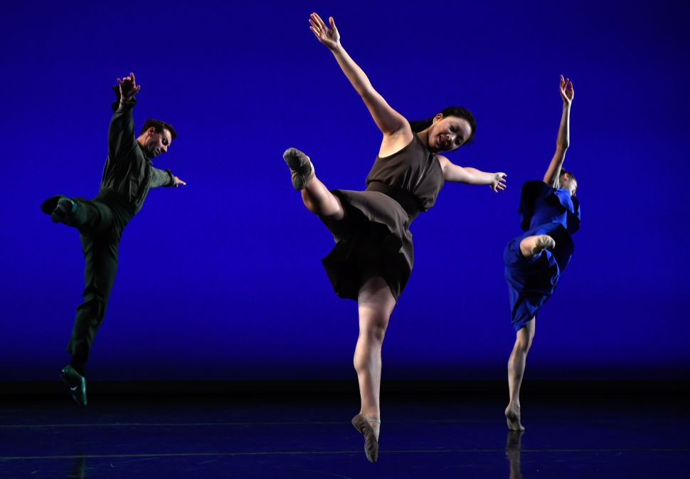 Twyla Tharp Is Back With a New Dance Set to Dylan's Love Songs