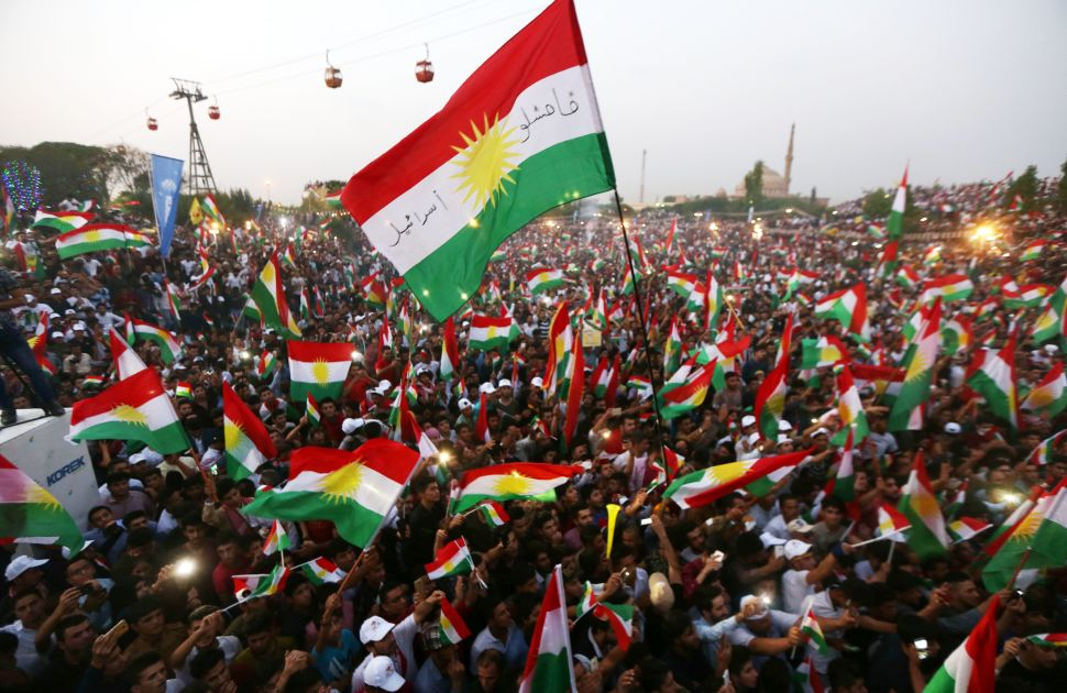 In Kurdish Referendum, a Vote for Independence May Be a Vote for Battle