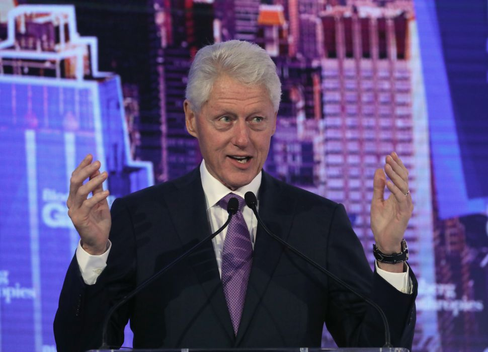 Bill Clinton, James Patterson Novel Heading to Showtime