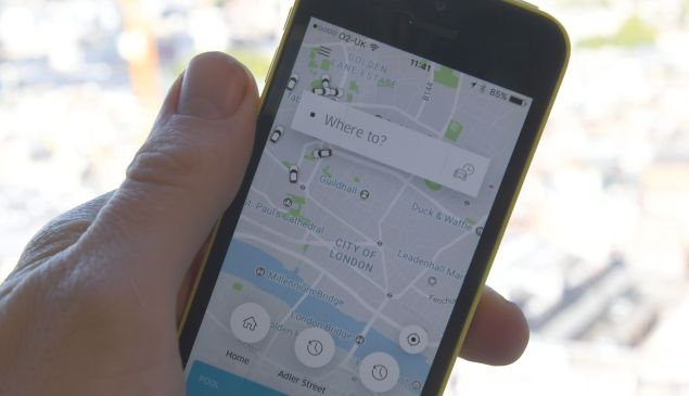 Uber is no longer welcome in the British capital.