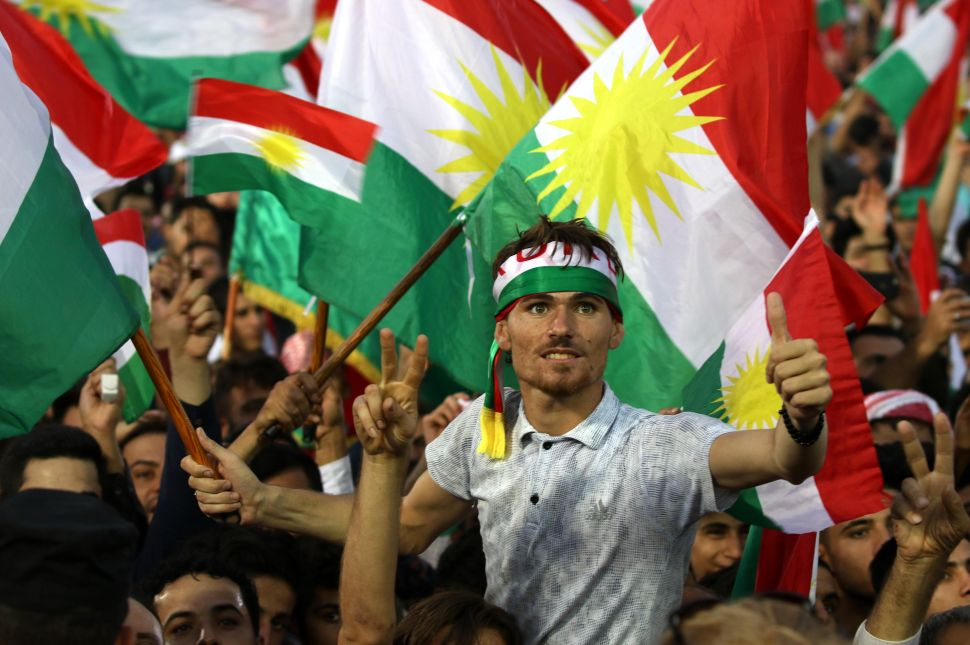Kurds Vote for Independence, Strengthening Prospect of Long-Term Middle East Peace