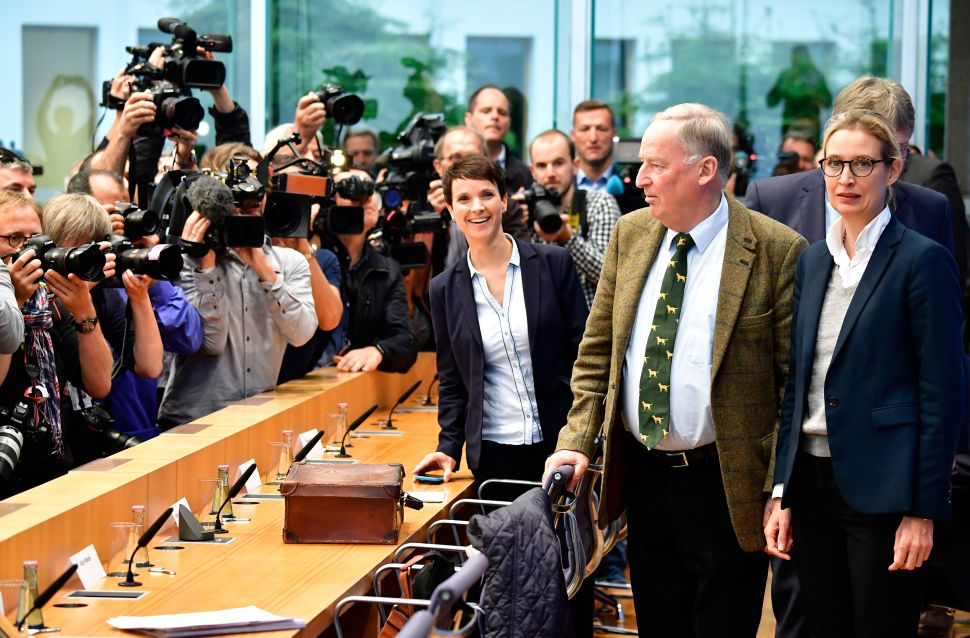 How Far-Right AfD Stoked Germans' Fears and Made History