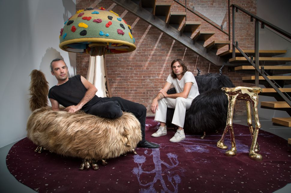 The Haas Brothers Bring Their Weird World Home to LA