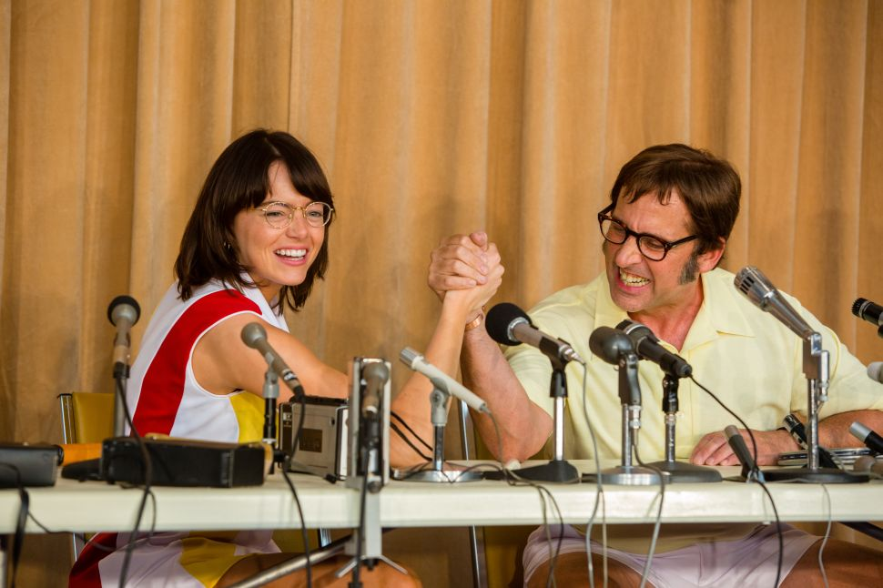 You Won't Be Bored by 'Battle of the Sexes'
