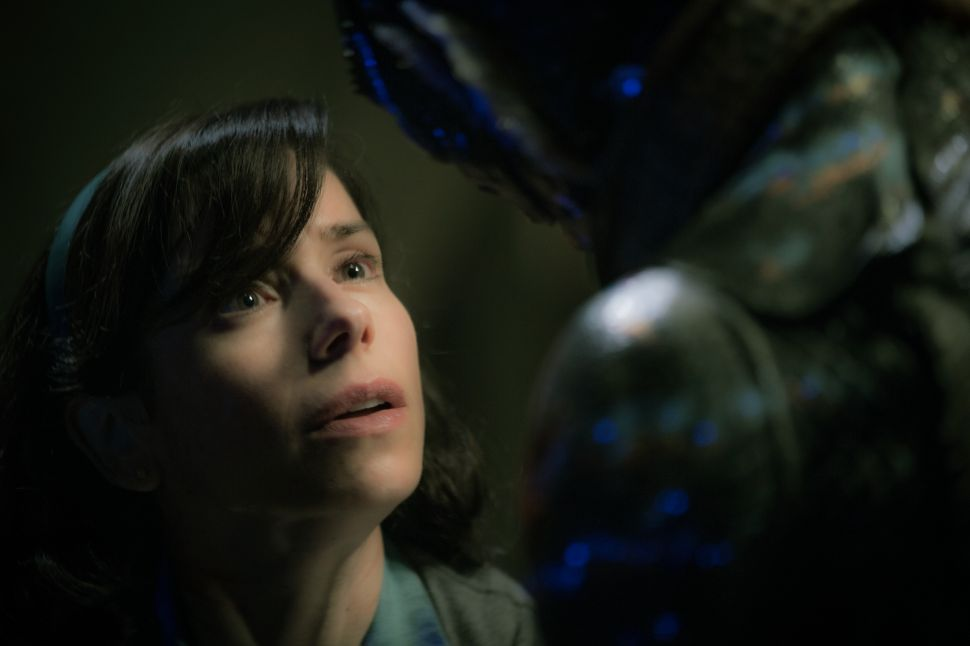 What Are Critics Saying About Guillermo Del Toro's 'The Shape of Water'?