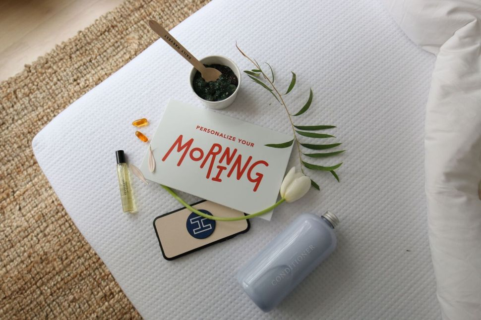 These Custom Wellness Brands Plan to Personalize Your Morning Routine