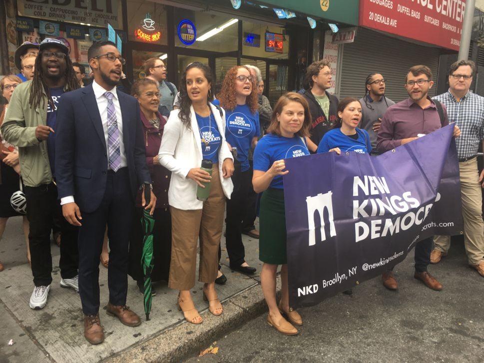 Brooklyn Democratic Party Boss Handpicks State Senate Candidate