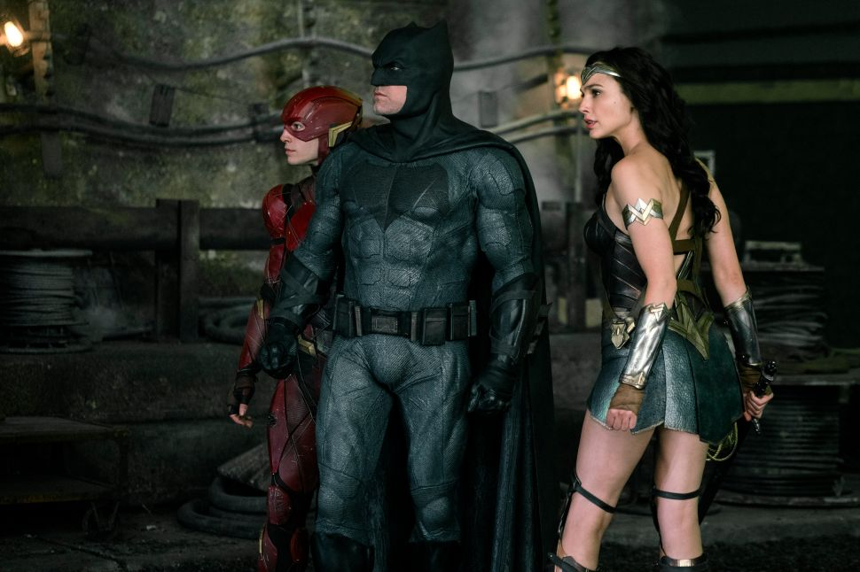 Will 'Justice League' Out-Do 'Batman v Superman' at the Box Office?