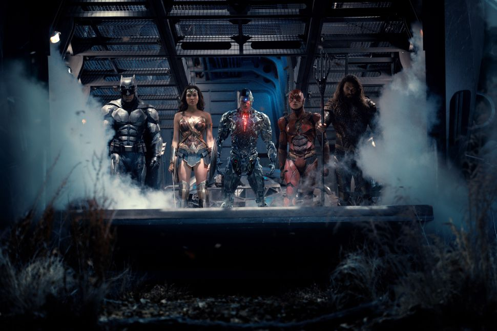 Watch the New 'Justice League' Trailer Right Here and Decide if It's Terrible or Not