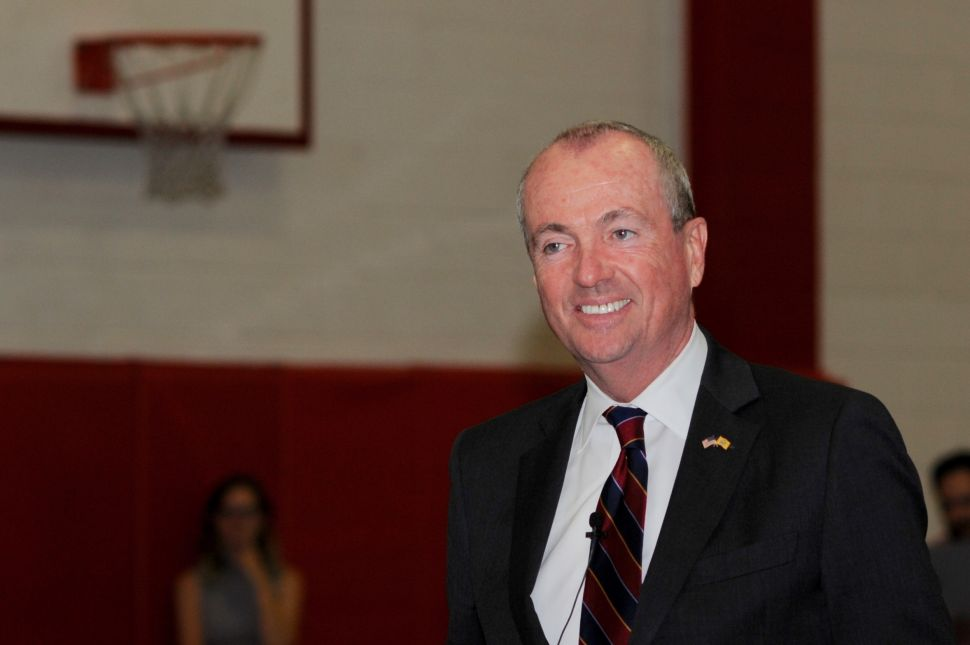 With 24 Hours to Go, Murphy Up by 12 Points in Latest Poll