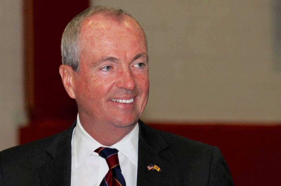 Murphy Ahead By 19 Points Over Guadagno in New Poll