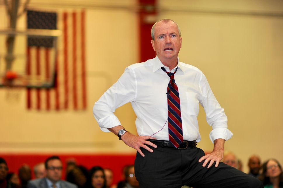 Murphy Names 81 Advisers to Transition Team