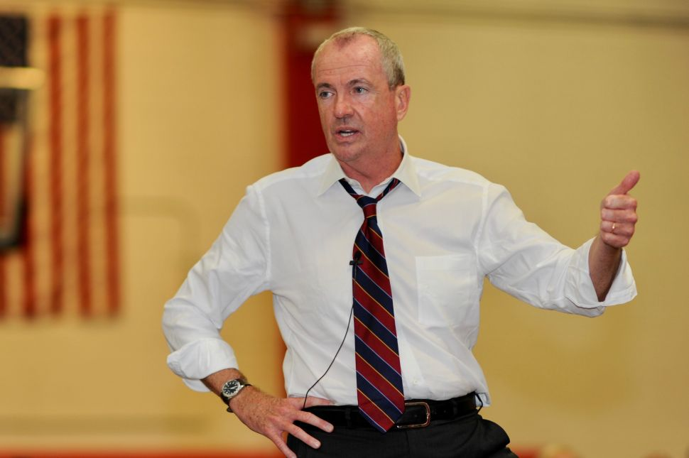 Murphy Supports NFL Players Who Protested During National Anthem