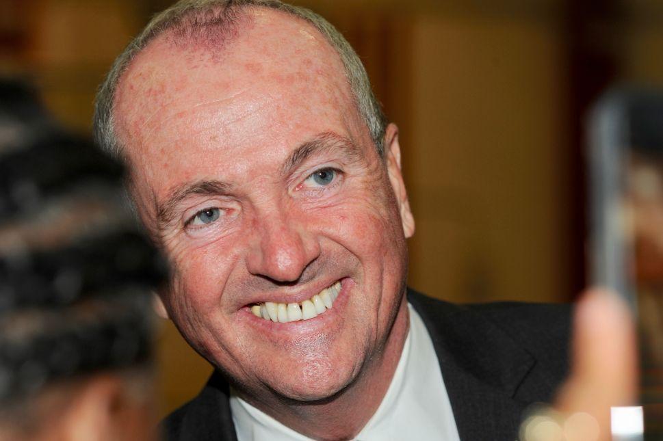NJ Politics Digest: Area Newspaper Sort of Endorses Murphy