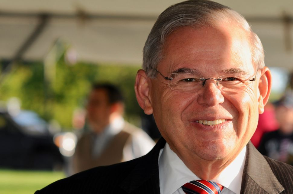 Menendez Named to Conference Committee on GOP Tax Bill
