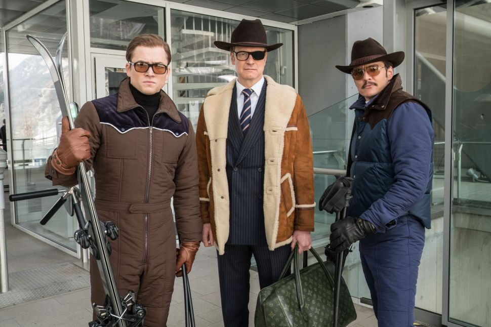 What Are Critics Saying About 'Kingsman: The Golden Circle'?
