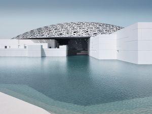 Louvre Abu Dhabi.
