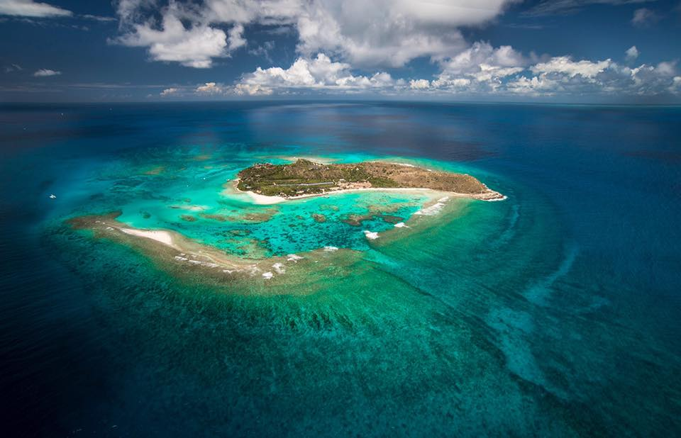 Richard Branson's Private Island Was Virtually Destroyed by Hurricane Irma