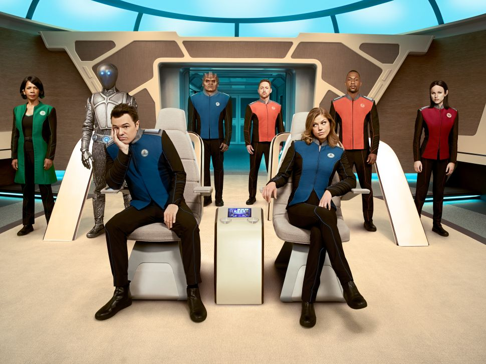 How to Live-Stream 'The Orville' Season 1, Episode 3