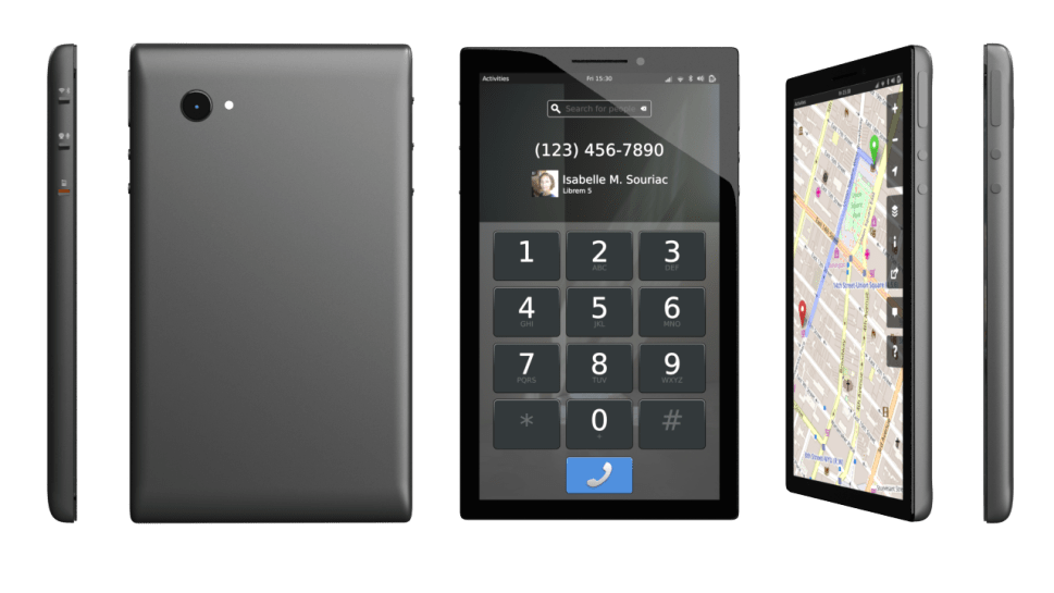 Encrypted, Open Source Phone That Won't Track Users Launches Crowdfunding Campaign