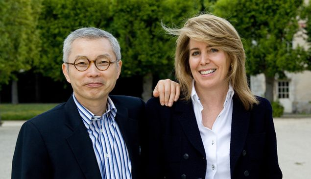 W. Chan Kim and Renée Mauborgne, authors of the Blue Ocean Shift and Blue Ocean Strategy.