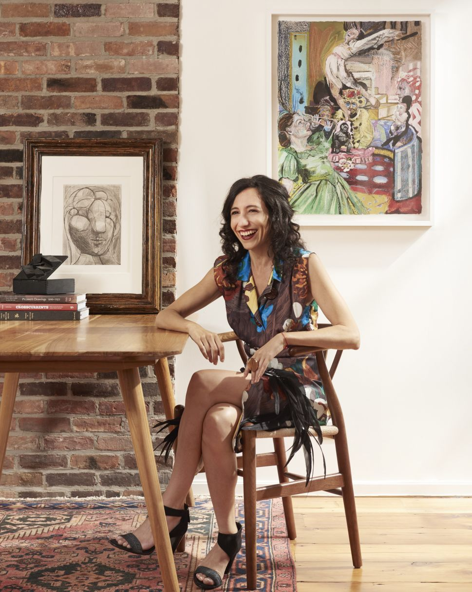 Sara Kay's New Lower Manhattan Gallery Champions Women Artists and Outsider Art