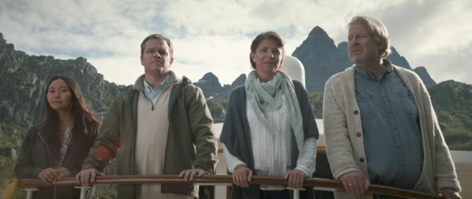 Sci-Fi Satire 'Downsizing' Earns Rave Reviews at Venice Film Festival