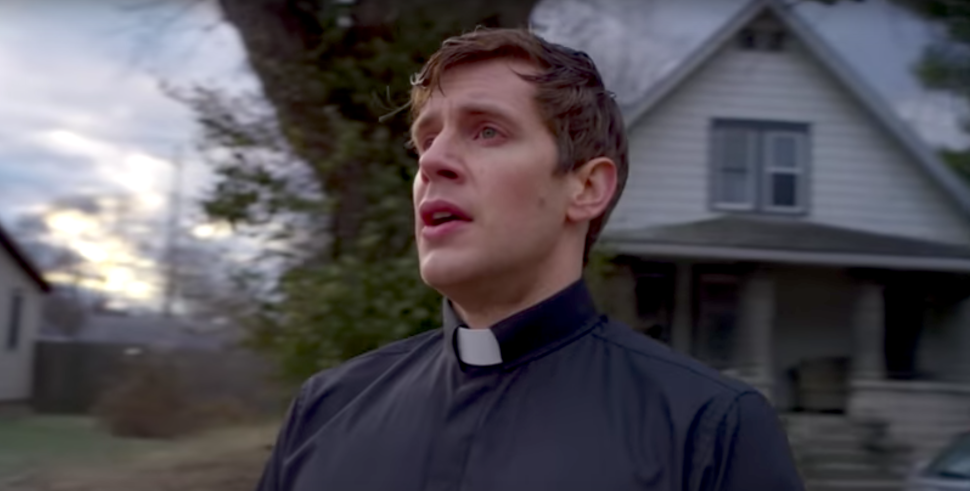 Newcomer Zachary Spicer Shines as a Doubting Priest in 'The Good Catholic'
