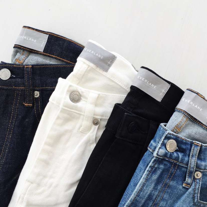 Everlane Launches Denim Tomorrow—and Already Has a 44K Person Waitlist