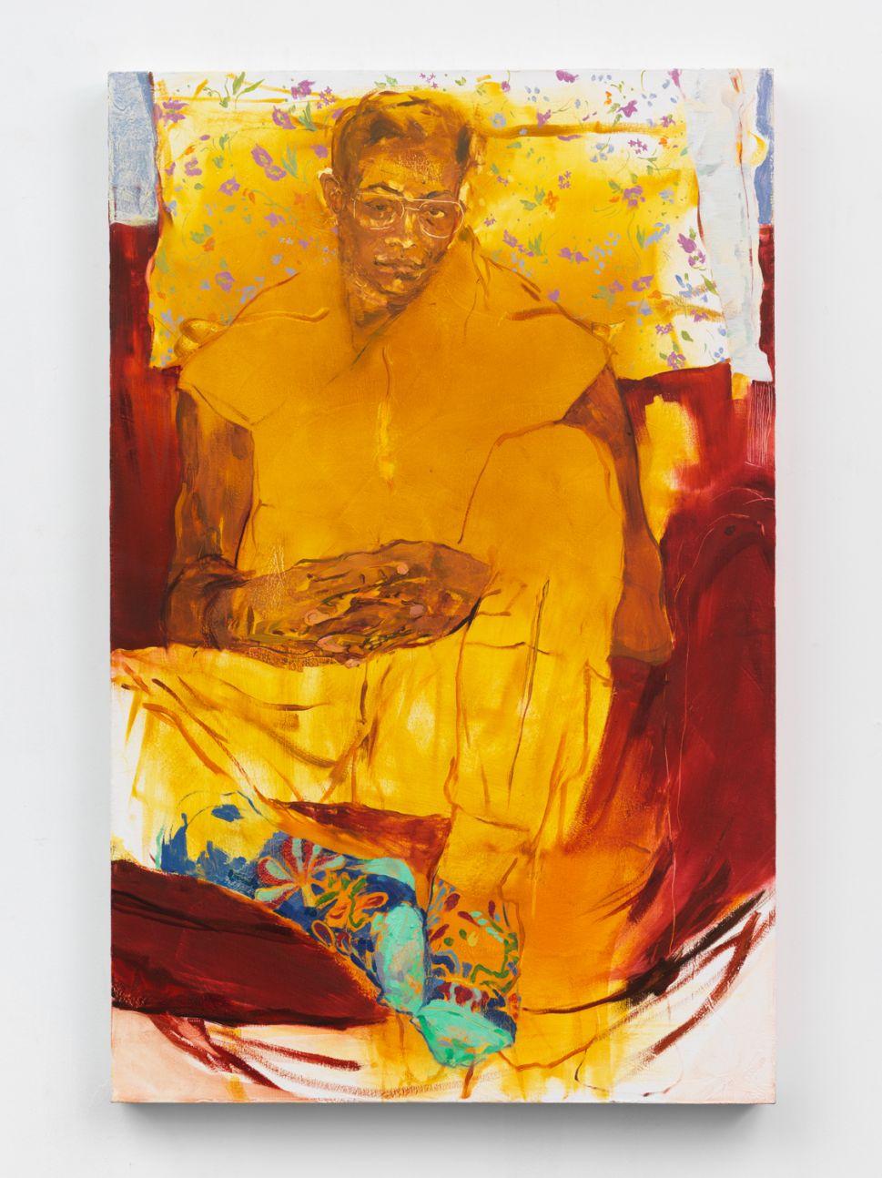 Jennifer Packer on Painting the Vulnerability of the Black Female Body