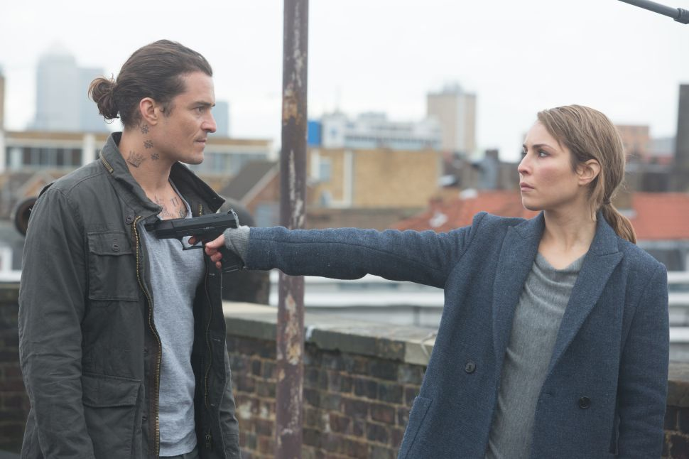 Spy Thriller 'Unlocked' Is Bland and Forgettable