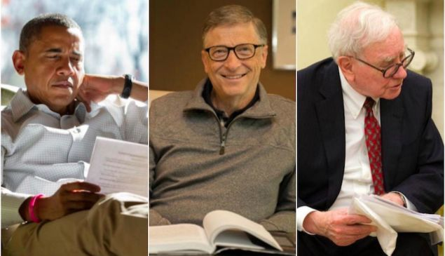 Why do the world's smartest and busiest people find one hour a day for deliberate learning?