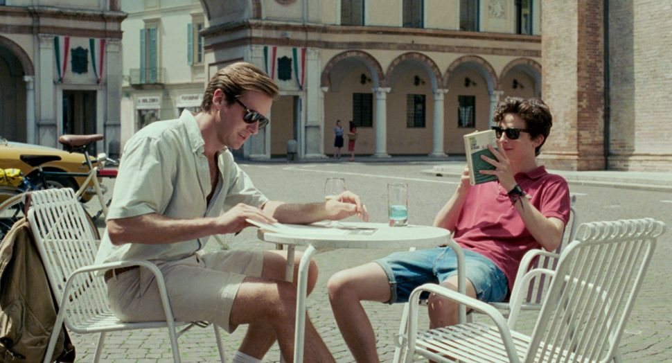 Director Luca Guadagnino on Why 'Call Me by Your Name' Is Making Everyone Cry