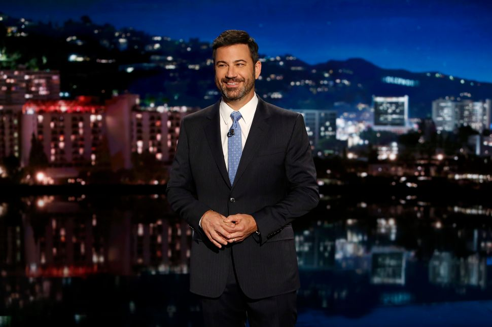 Jimmy Kimmel Surges in Late Night Ratings as Jimmy Fallon Plunges