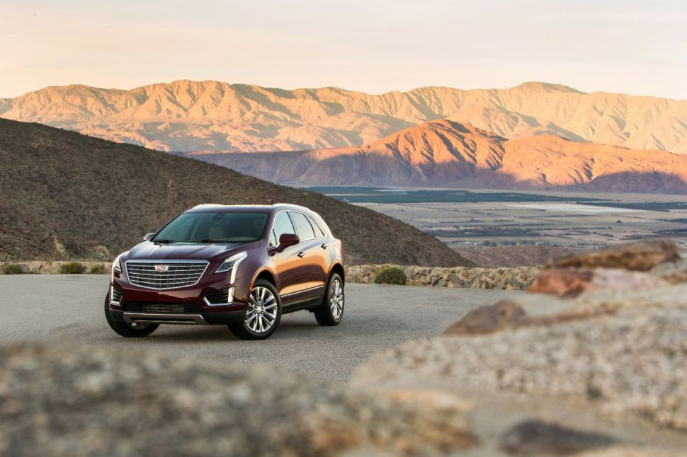 Cadillac Deploys an Unusual Pitch: XT5 'Weighs Less Than a Mercedes'