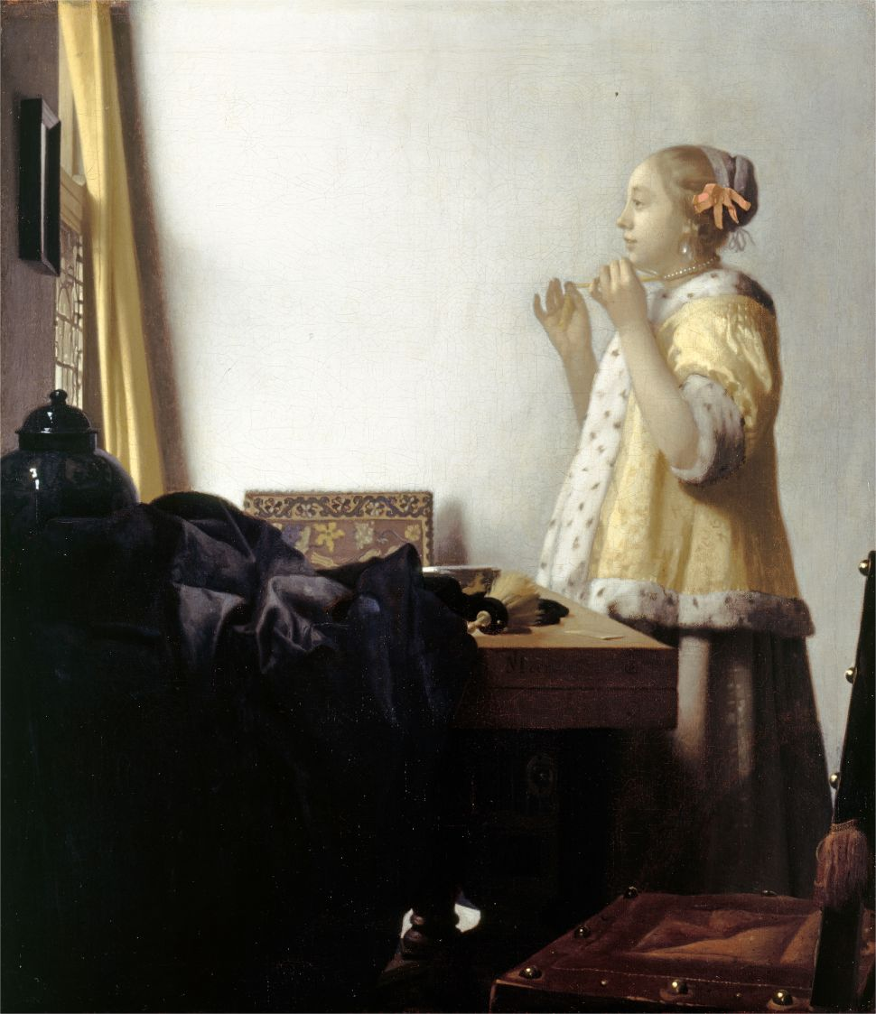 National Gallery Reveals Vermeer's Inspiration in 'Masters of Genre Painting'